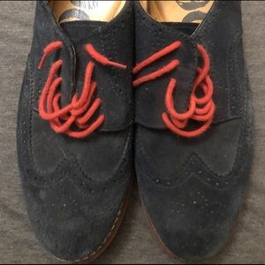 Nordstrom 1901 Suede Shoes